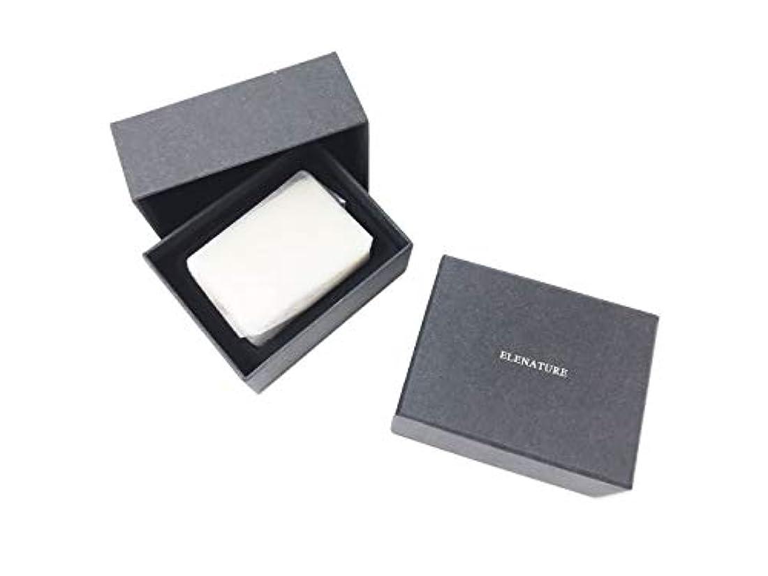 真実装置魅惑的な竹酸液 せっけん ELENATURE エレナチュール 無添加 洗顔 石鹸