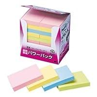 (業務用2セット)スリーエム 3M ポストイット 再生紙経費削減 6562-K 混色 100枚×20パッド【×2セット】