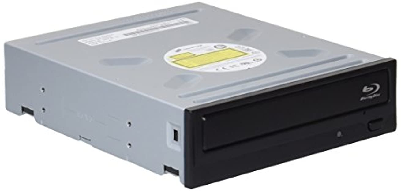 責め推論ジョージバーナードHLDS BDXL対応 内蔵Blu-rayドライブ バルク ソフト付 BH14NS58 BL BLK