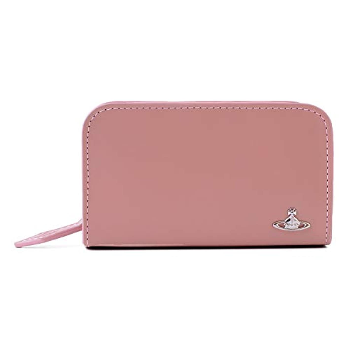 フロント潤滑する出発する[ヴィヴィアンウエストウッド] Vivienne Westwood 化粧ポーチ コスメポーチ WATER ORB 1518M1G (ピンク)