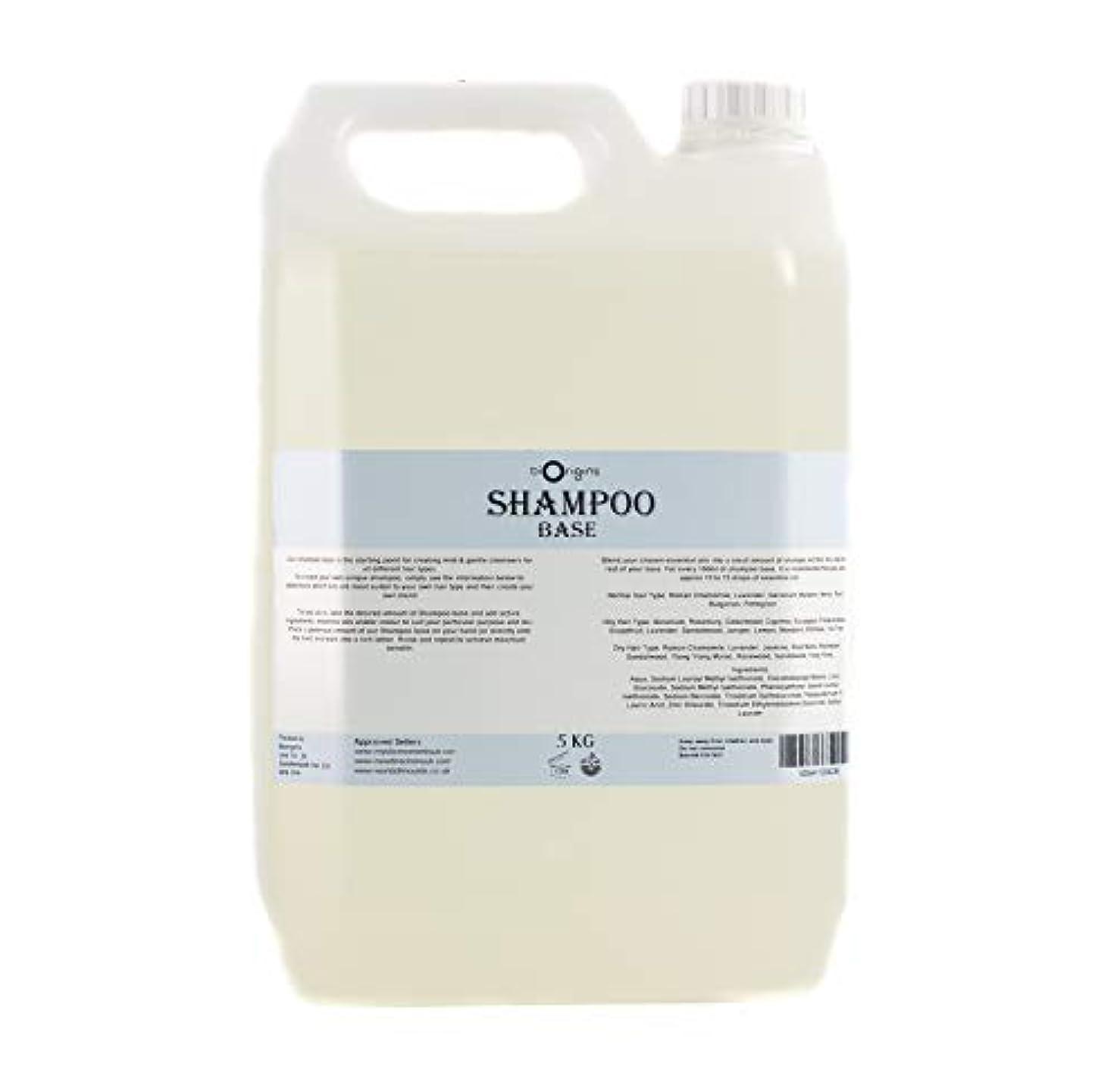 Shampoo Base - 5Kg