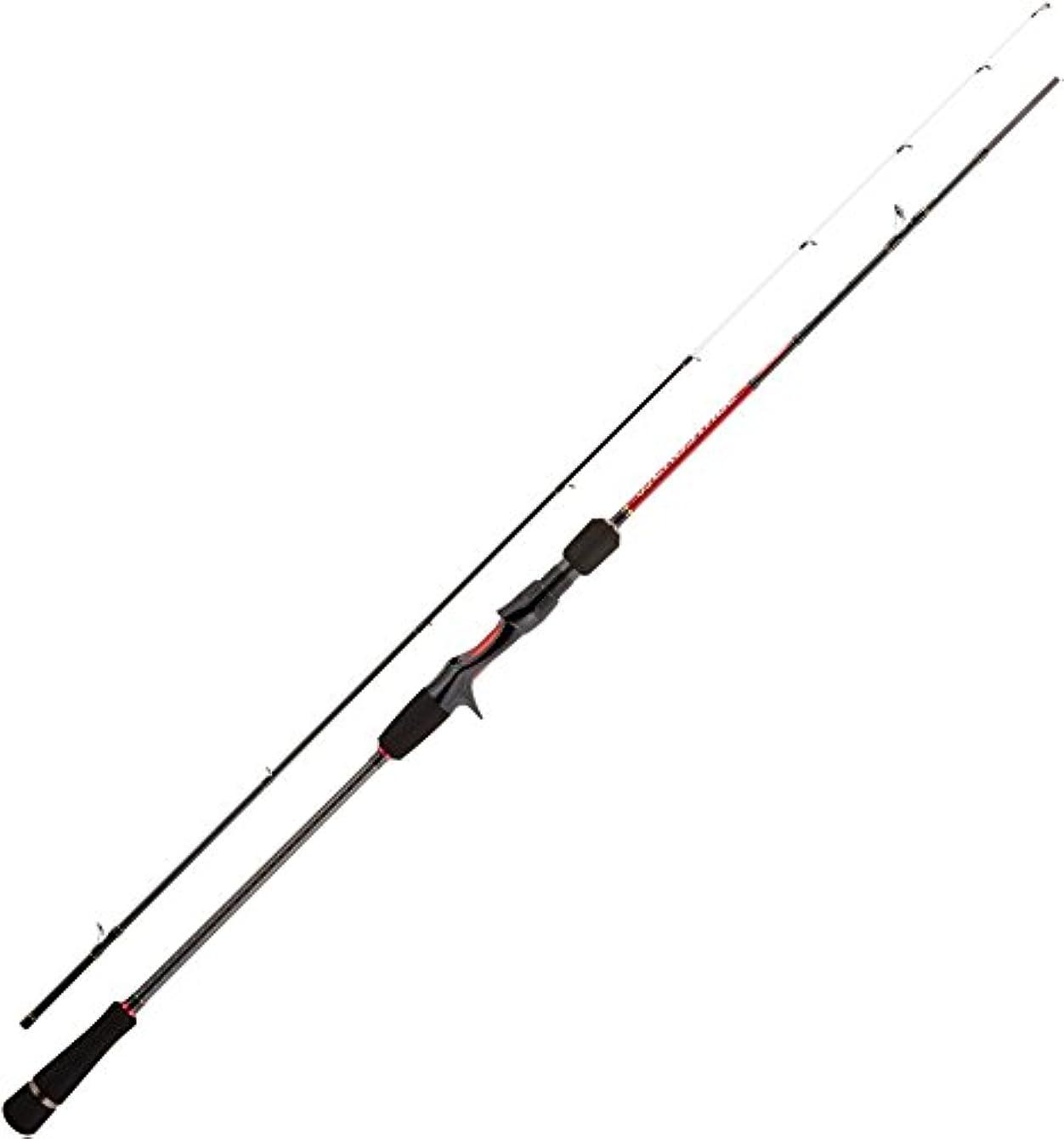 コーン憂鬱な融合メジャークラフト タイラバロッド ベイト 3代目 クロステージ 鯛ラバ 2ピース CRXJ-B662ULTR/ST 6.6フィート 釣り竿