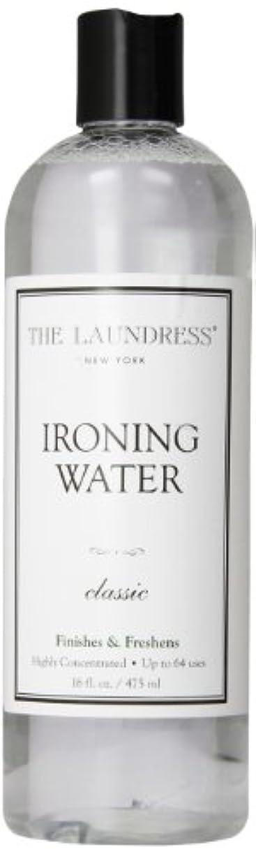 身元黒板応援するTHE LAUNDRESS(ザ?ランドレス)  アイロンウォーター classicの香り 475ml