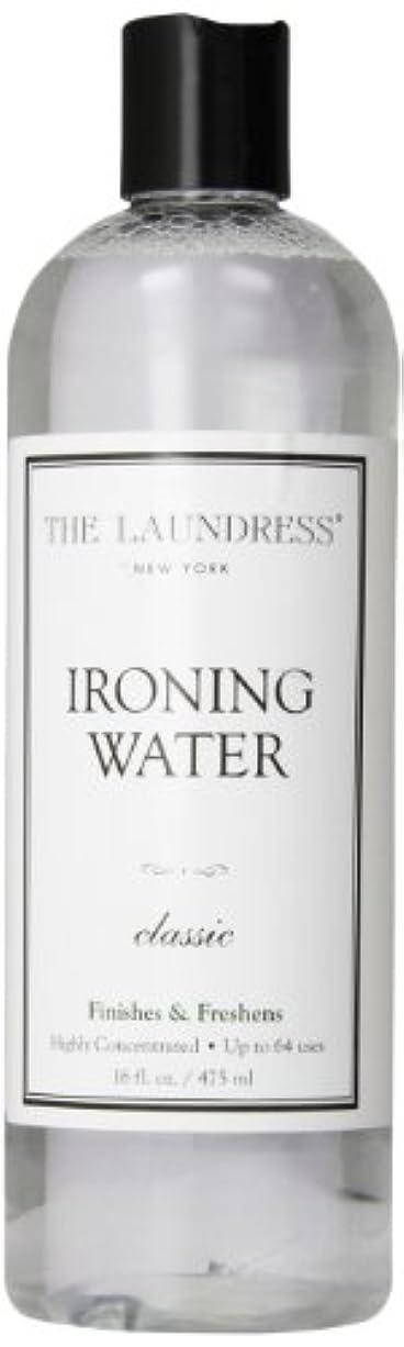 改修するオプショナル資金THE LAUNDRESS(ザ?ランドレス)  アイロンウォーター classicの香り 475ml