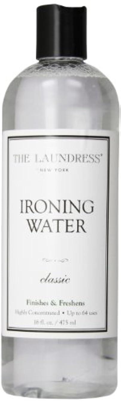 柔らかさコース夜THE LAUNDRESS(ザ?ランドレス)  アイロンウォーター classicの香り 475ml