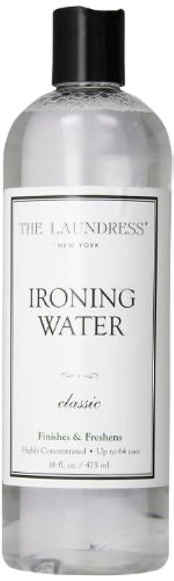 ロール閉塞樹皮THE LAUNDRESS(ザ・ランドレス)  アイロンウォーター classicの香り 475ml