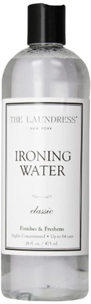 潜むたるみ遊具THE LAUNDRESS(ザ?ランドレス)  アイロンウォーター classicの香り 475ml
