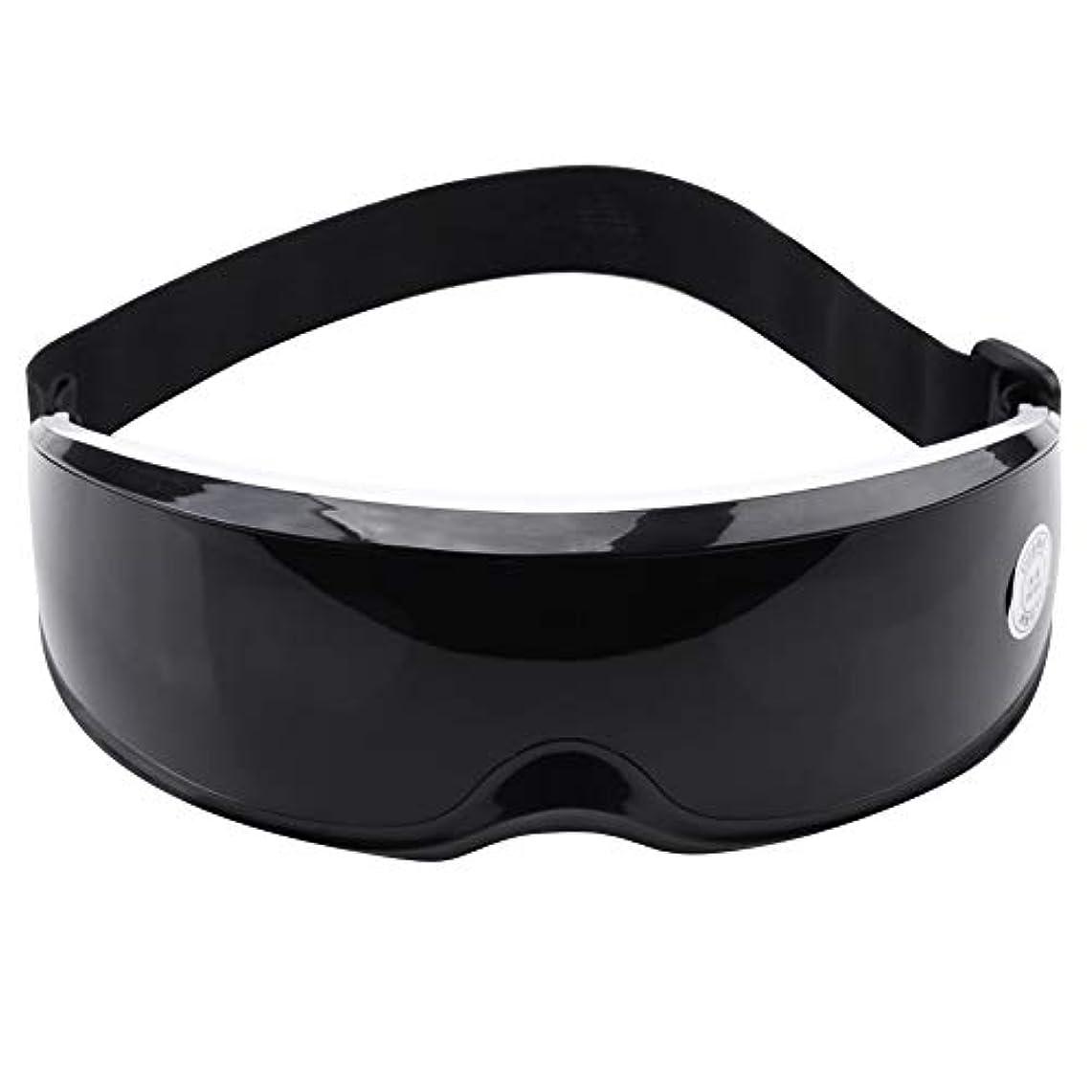 痛い入力控えめな目のための再充電可能な電気振動目の心配のマッサージャー(私たち)