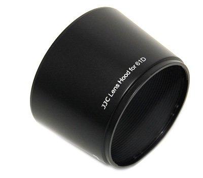 JJC製 オリンパス OLYMPUS ZUIKO DIGITAL ED 40-150mm F4.0-5.6 専用 レンズフード LH-61D 互換品