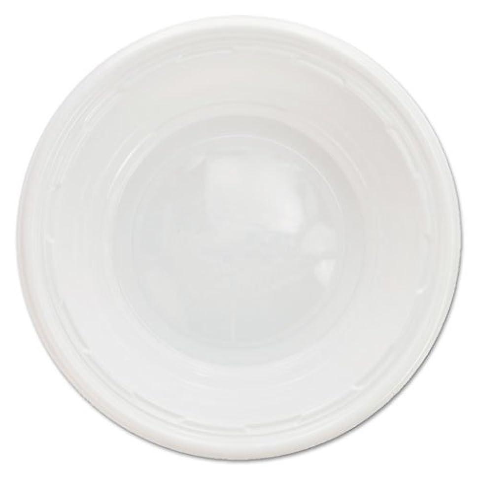 人差し指標高多年生* *有名なサービスImpactプラスチック食器類、ボウル、5 – 6オンス、ホワイト、125 /パック