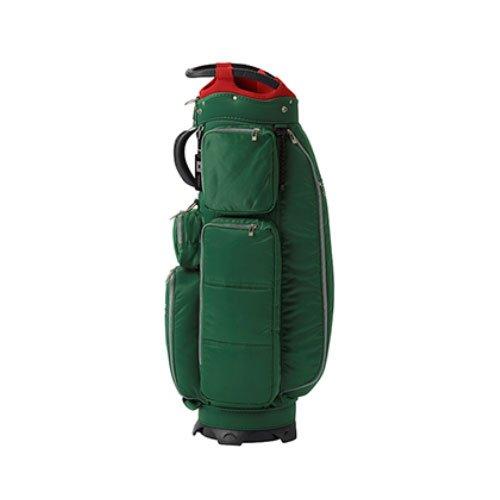 ONOFF(オノフ) キャディーバッグ onoff equipment キャディバッグ 9型 47インチ対応 軽量タイプ OB0418-09 グリーン 重量:2.9kg 軽量タイプ