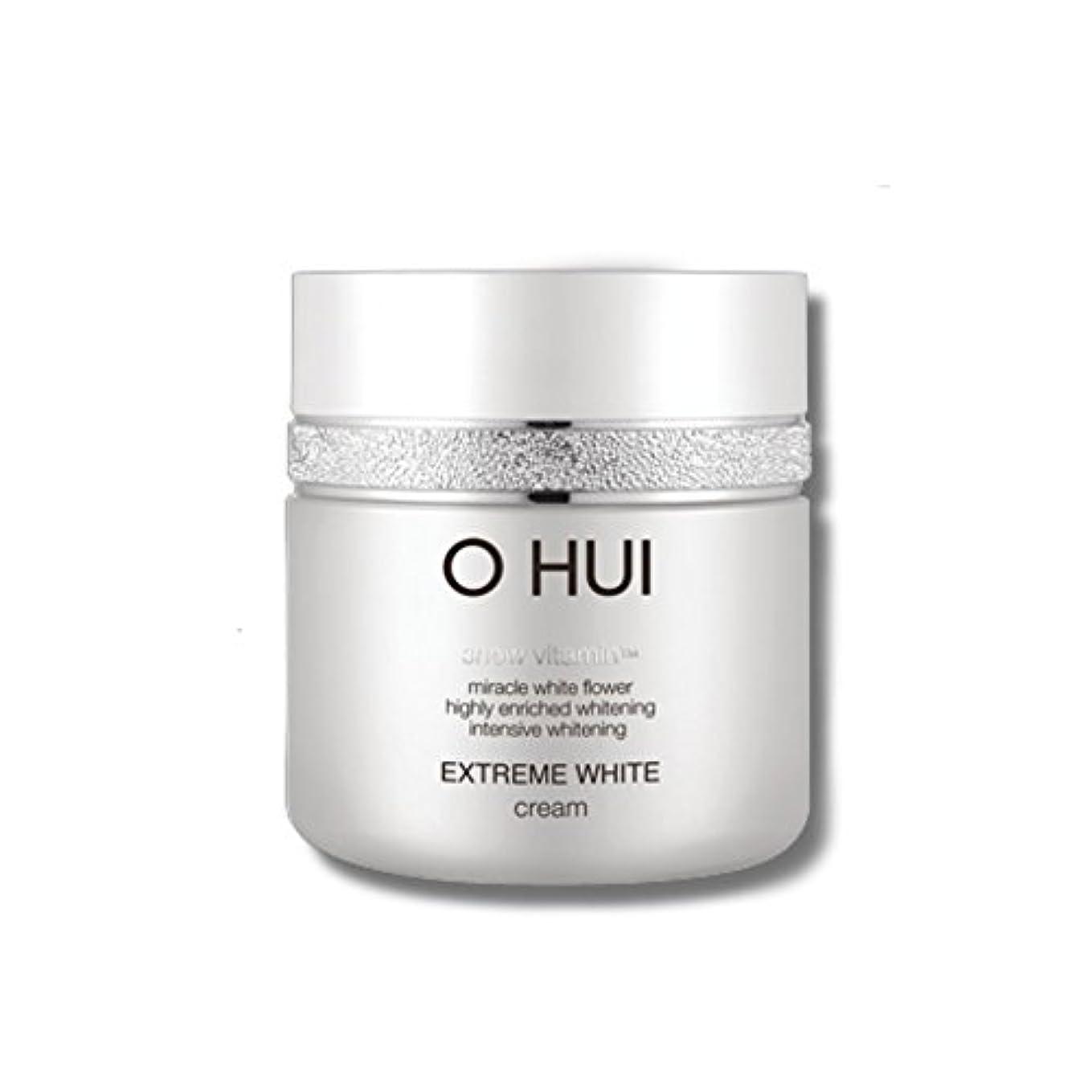 簿記係摂動部分OHUI Extreme White Cream 50ml/オフィ エクストリーム ホワイト クリーム 50ml [並行輸入品]