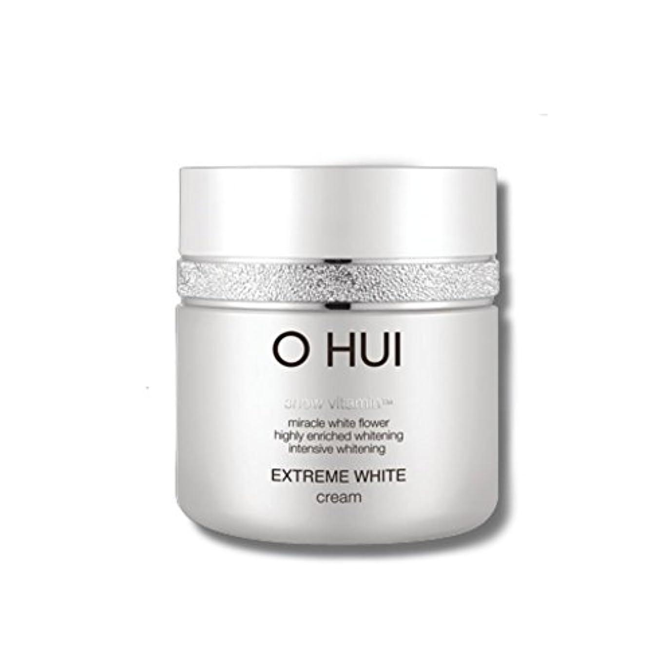 手入れ宿黒人OHUI Extreme White Cream 50ml/オフィ エクストリーム ホワイト クリーム 50ml [並行輸入品]