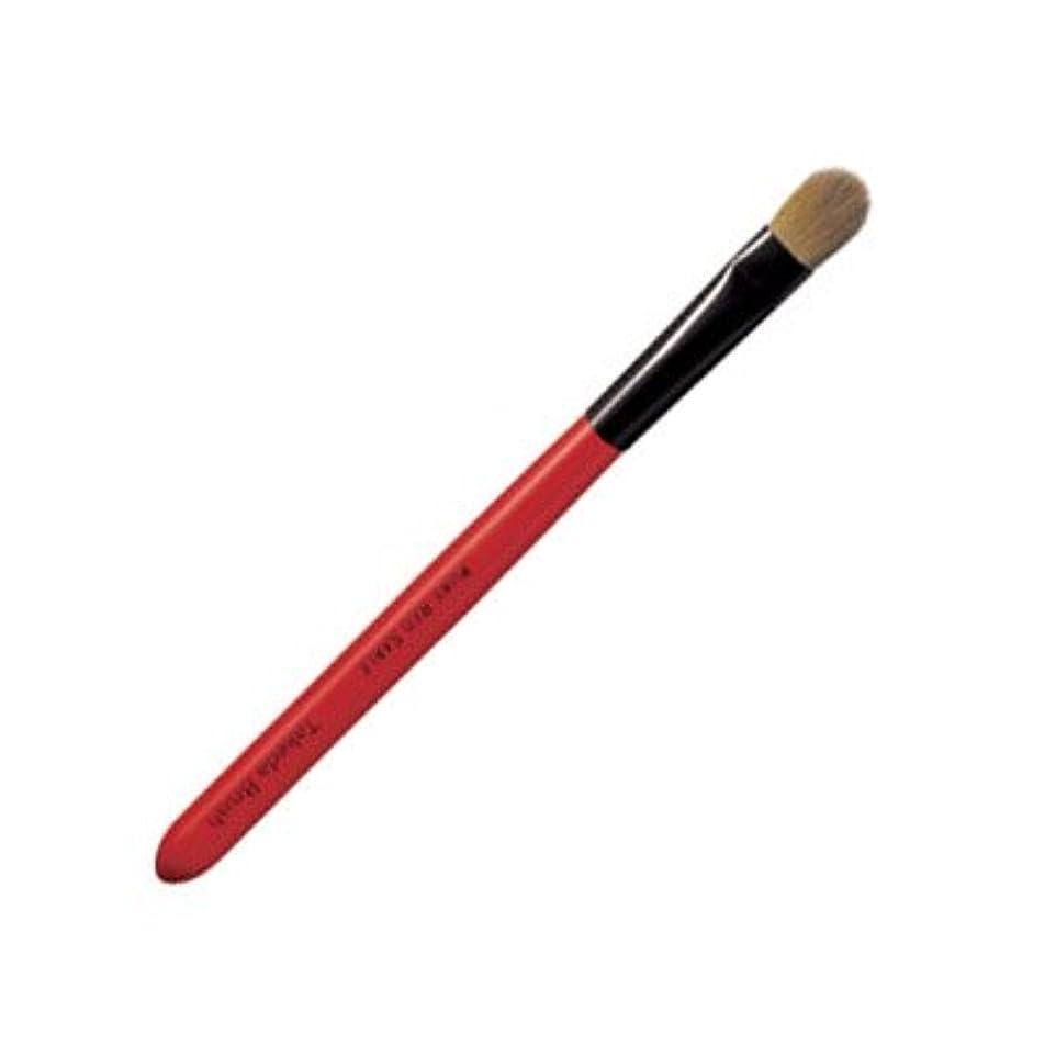 言語学木製年熊野化粧筆/竹田ブラシ/アイシャドーブラシWF10