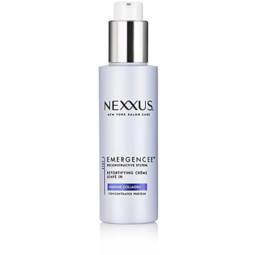 モードリンカカドゥトレーニングNexxus Emergenceeはダメージを受けた髪のためにクリーム状にしておきます、150 ml