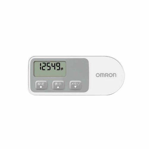 オムロン 歩数計 HJ-321-W 6333-097