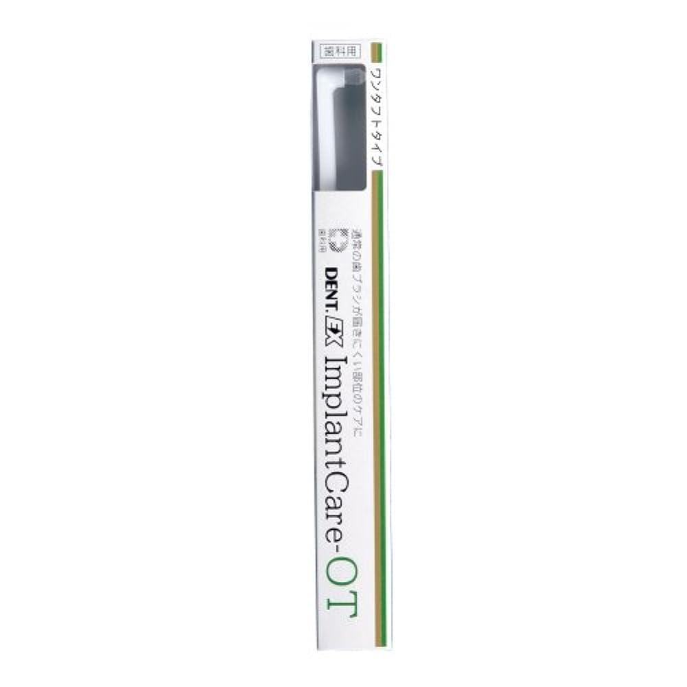 酸素検査こっそりライオン歯科材 デント EX インプラントケア OT 1本入 4903301088639