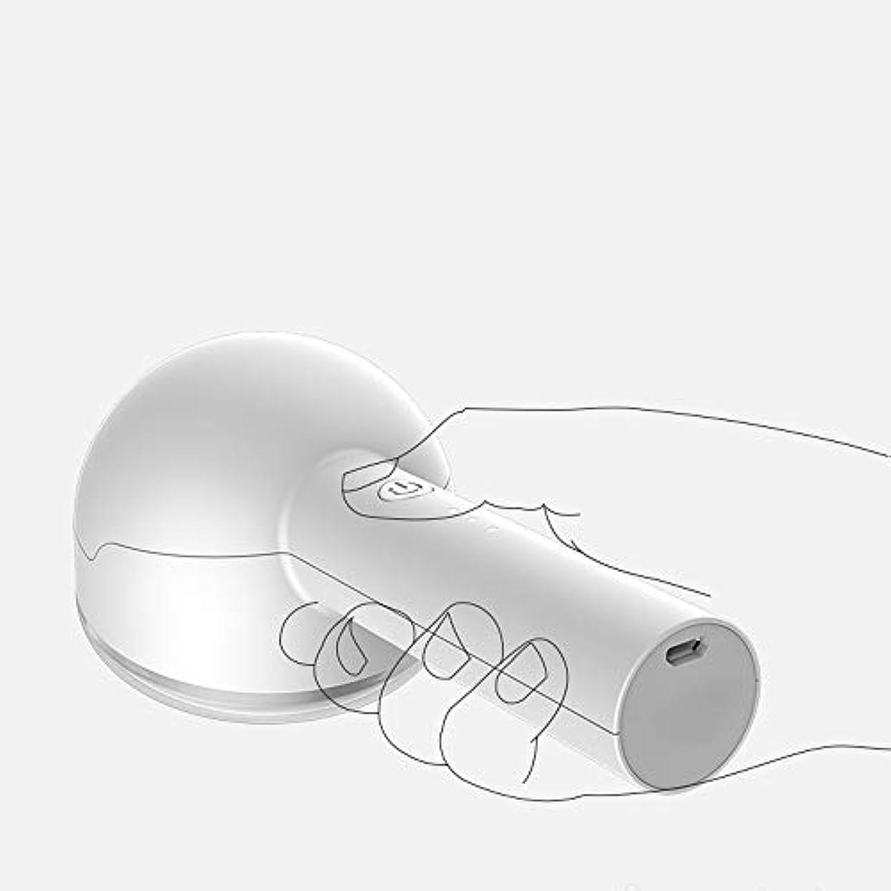 盲信バイソンレジデンス飛強強 ファブリックシェーバー - リントリムーバー衣類シェーバーフリース服の充電式ボブファブリックシェーバー 家具の脱毛 (Color : White)
