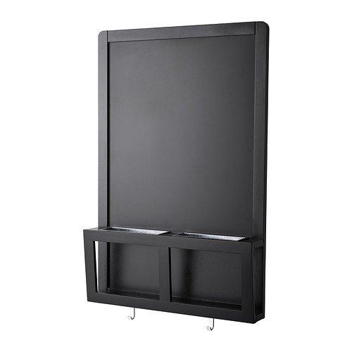 RoomClip商品情報 - LUNS/黒板/マグネットボード/ブラック(48x71 cm)[イケア]IKEA(80267241)