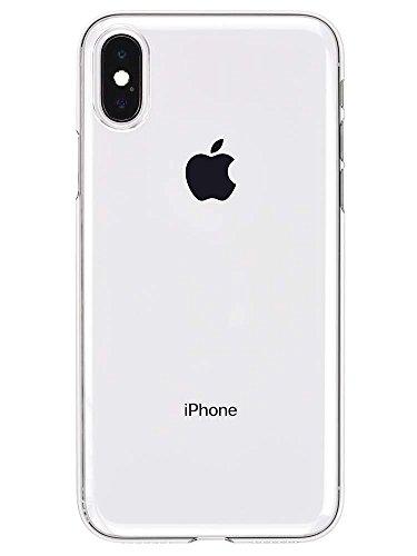 パワーサポート iPhone X用 エアージャケット(クリア...