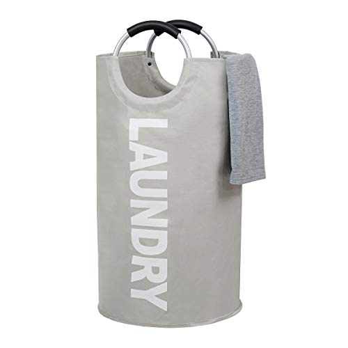 WISHPOOL ランドリーバスケット 洗濯物入れ 洗濯ボッ...
