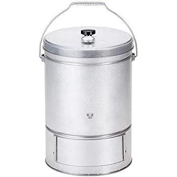 BUNDOK(バンドック) スモーク 缶 温度計付 BD-439 スモーク対応