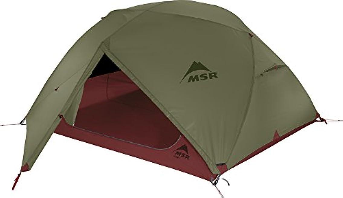 生産的レンジぬれたMSR Elixir 3 エリクサー3 [3人用] テント ヨーロッパモデル グリーン フットプリント付き [並行輸入品]
