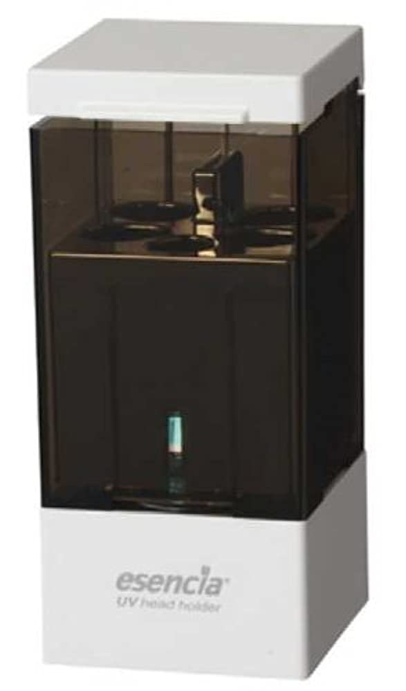 非公式スケッチどれエセンシア 【電動歯ブラシユーザーのために開発された】UVヘッドホルダー(電動歯ブラシ専用除菌器) ESA-107