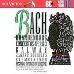 Brandenburg Concerti 2,3