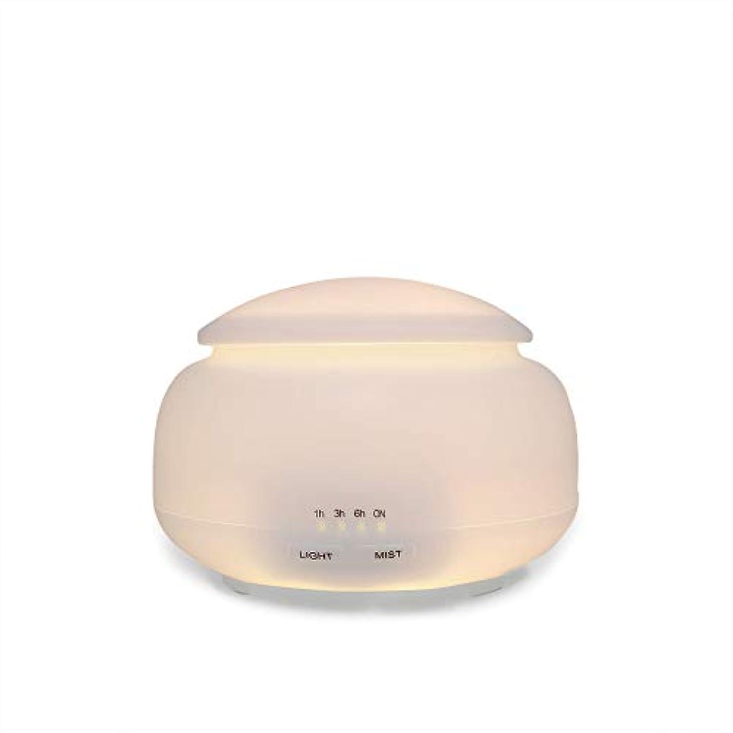 あまりにも自分を引き上げるフェミニン150ml の家の超音波アロマセラピー機械、大きい無声空気浄化の加湿器容量のスプレーのタイマーおよび水なしの自動オフ、7つの LED ライト色