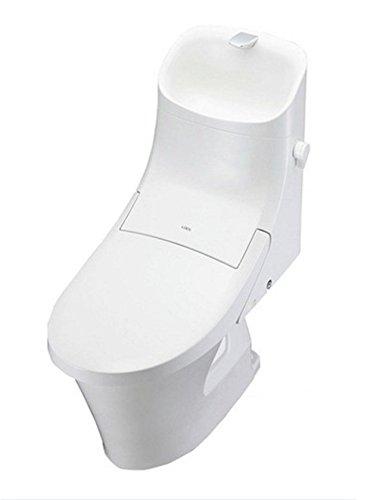 LIXIL INAX ベーシア シャワートイレ フチレス 手洗い付き BA3グレード 壁リモコン BC-BA20S/BW1 + DT-BA283/BW1 ピュアホワイト 便座一体型 床排水 便器+タンク トイレ