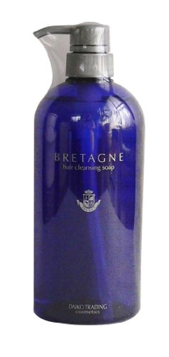 アーチギャロップ忌み嫌うセレクトブルターニュ ヘアークレンジングシャンプー ポンプ(700ml)