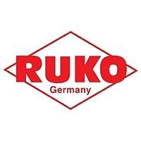 RUKO カウンターシンク 「クイックカット」 チタンアルミ 12.4mm 102716F