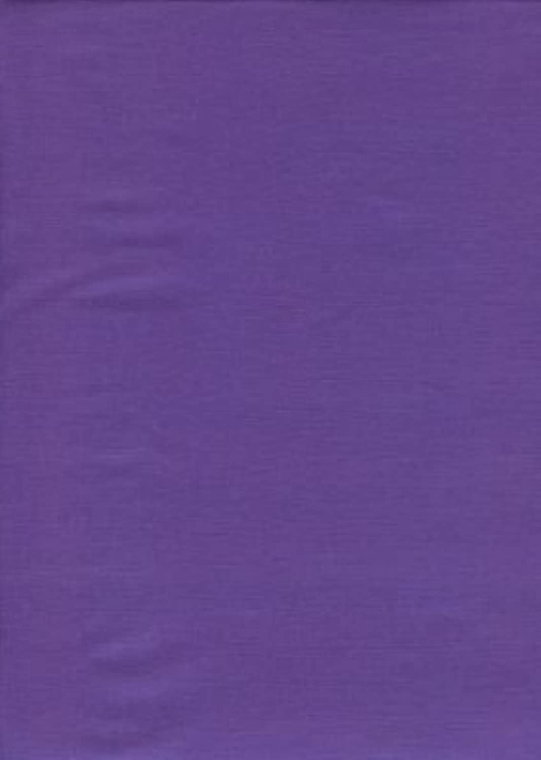 SheetWorld C-ST-WS!2 C-ST-WS!2 Crib Sheet Set - Solid Purple Woven - Made In USA by sheetworld