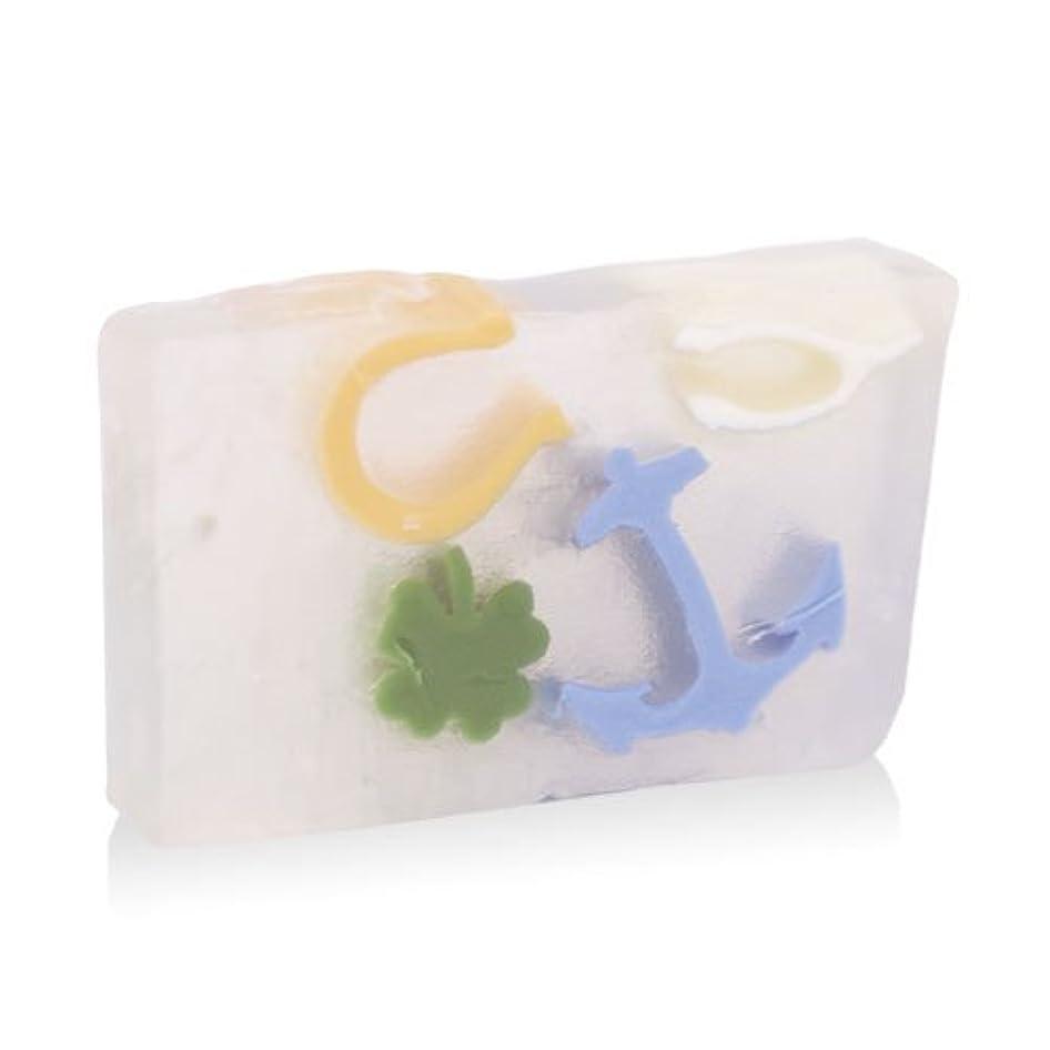 プライモールエレメンツ アロマティック ソープ グッドラックチャーム 180g 植物性 ナチュラル 石鹸 無添加