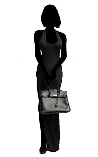 フィメール・アウトフィット/ ドレス&ハンドバッグ 1/6 セット ブラック C016-A