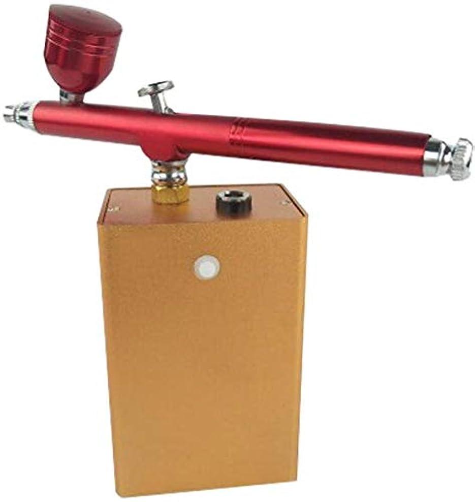 ゴミ固有の人道的良質の水和のスプレーの器械の美の保湿の家の携帯用小型再充電可能な水酸素の器械の酸素のメートル