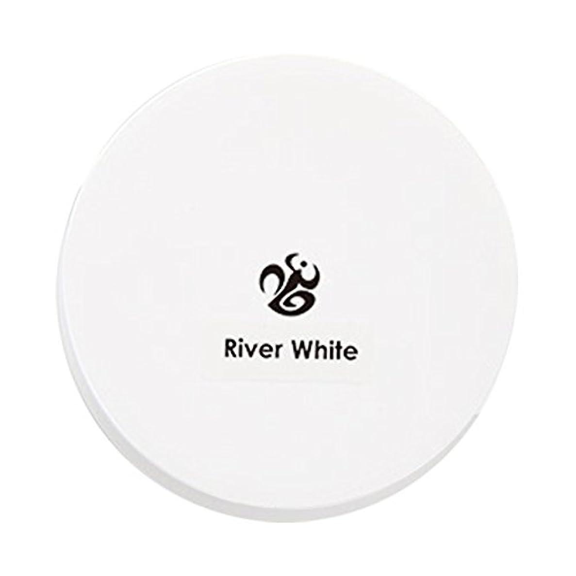 予想外フィドル料理ネイルデダンス アクリルパウダー リバーホワイト 57g