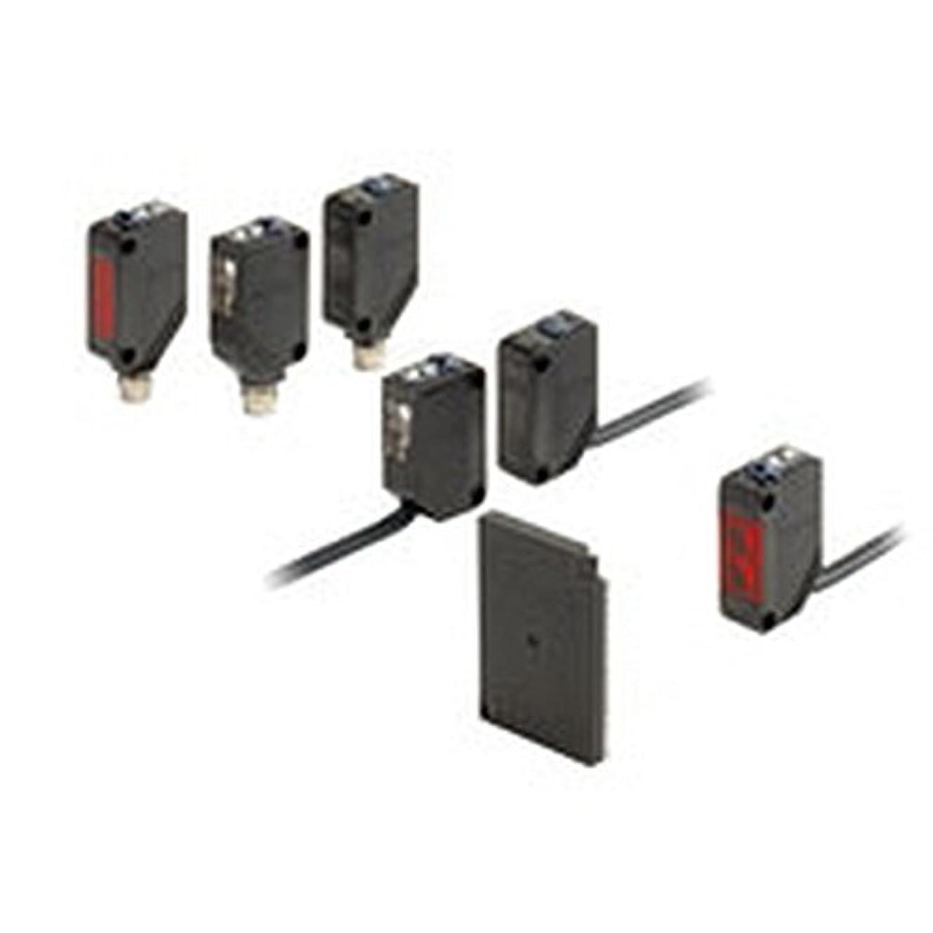 悪名高い環境自分のomron アンプ内蔵形光電センサ(小型) E3Z