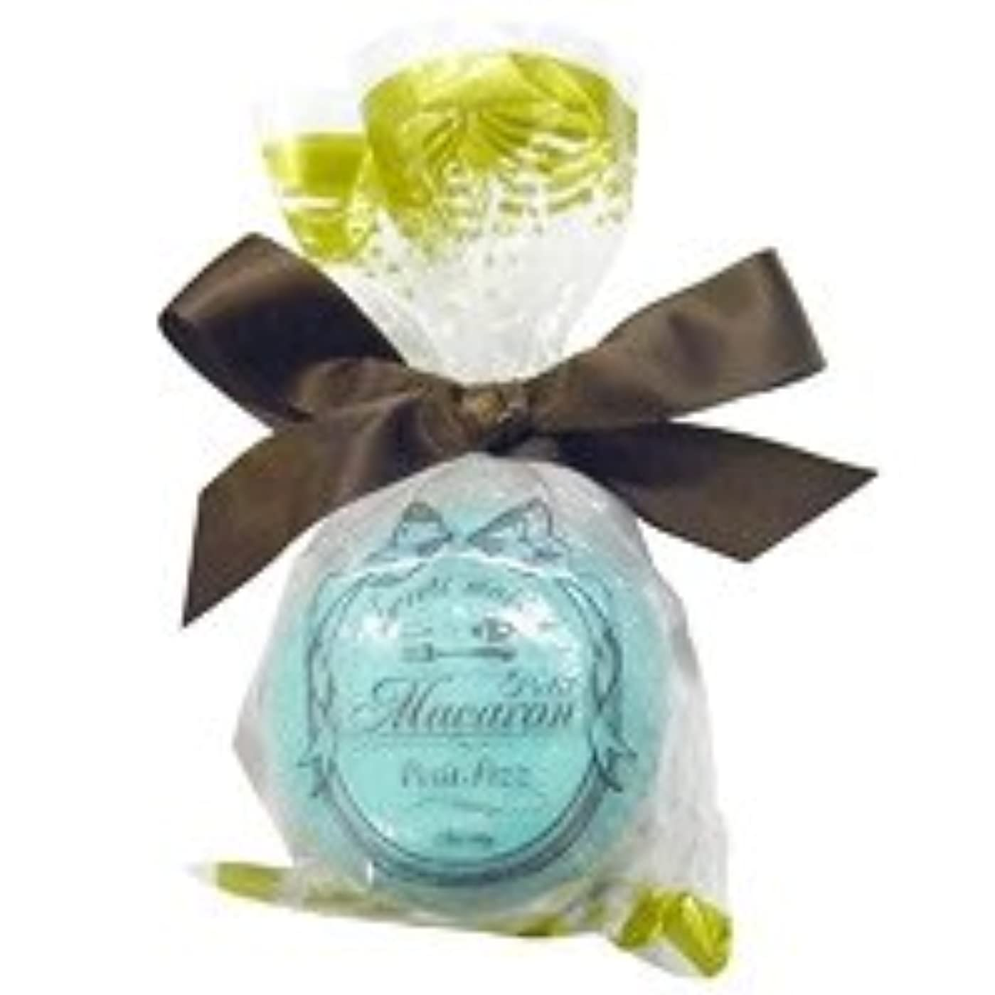 共和党葡萄酸化するスウィーツメゾン プチマカロンフィズ「ターコイズ」12個セット 香り豊かなグリーンティの香り