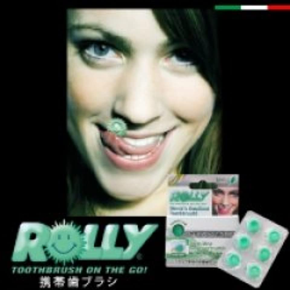 示す泣き叫ぶ決めますROLLY ローリーブラッシュ 5箱セット