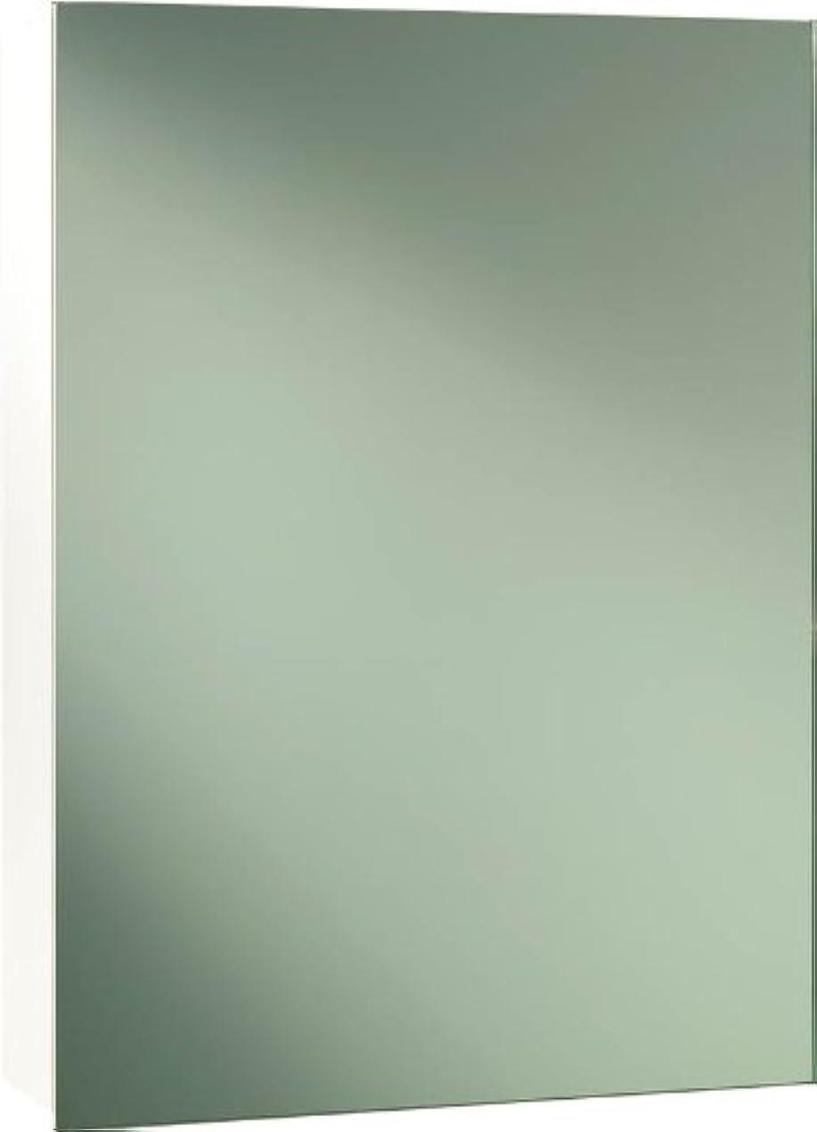 狂人槍黄ばむJensen MedicineキャビネットTopsider 16 W x 26h in。サーフェスマウントMedicine Cabinet Polished Edge ホワイト 235P26WH 1