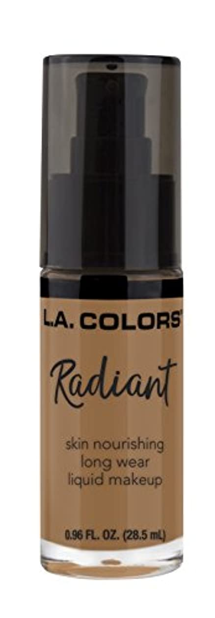 L.A. COLORS Radiant Liquid Makeup - Chestnut (並行輸入品)