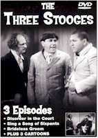 Three Stooges [DVD]