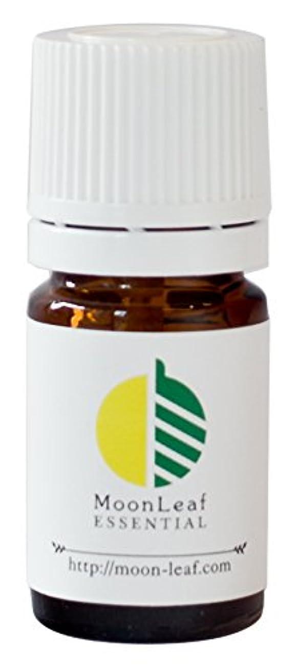 うがい薬ホイスト脊椎MoonLeaf エッセンシャルオイル ローズマリー 3ml