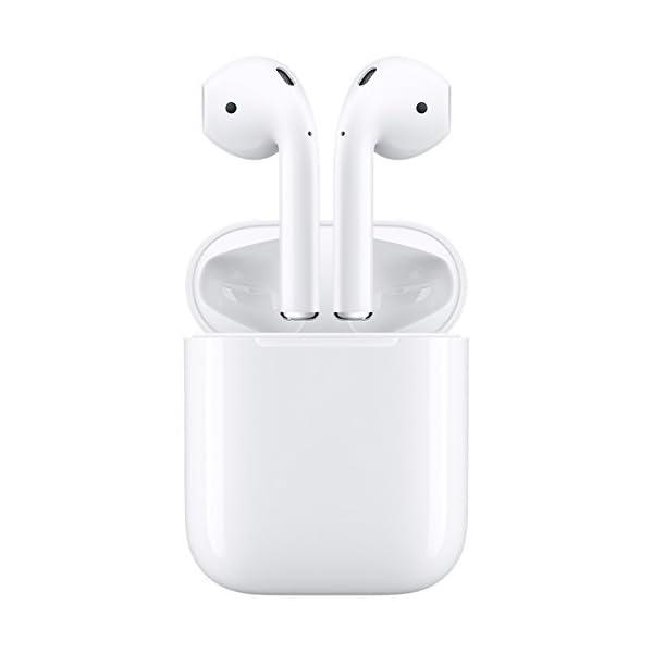 Apple AirPods 完全ワイヤレスイヤホ...の商品画像