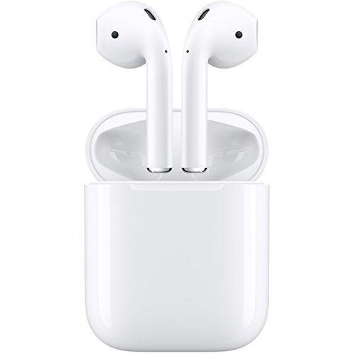 Apple AirPods 完全ワイヤレスイヤホン Bluetooth対応 マイク付き MMEF2J/A
