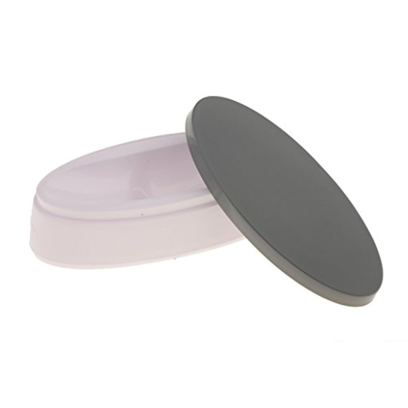松傑作サイバースペースBaosity 高品質 爪 浸漬 パウダー 成形 ディップ 容器 マニキュア ガイド ツール