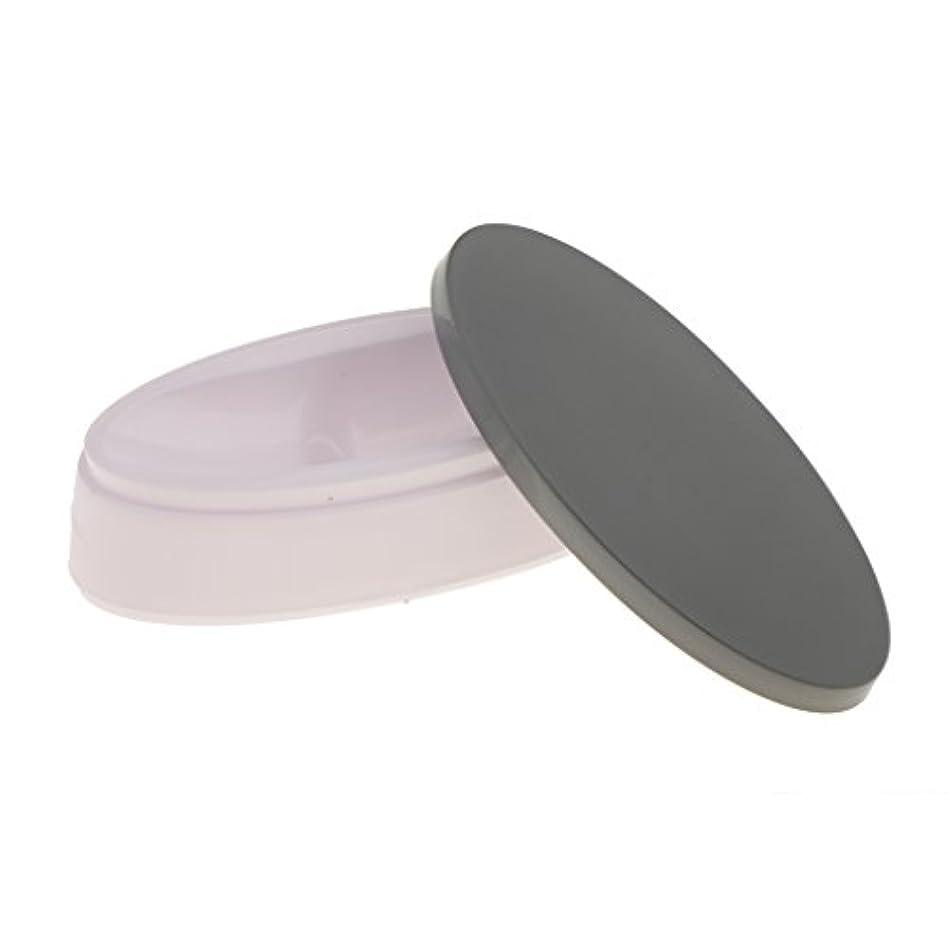 逃す風景磁気Baosity 高品質 爪 浸漬 パウダー 成形 ディップ 容器 マニキュア ガイド ツール