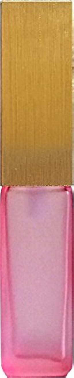 アニメーションラビリンスアルネ16495グラス?四角?ピンク?ゴールドキャップ